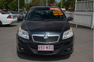2008 Holden Barina TK MY09 Hatchback Image 2