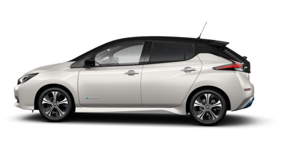 2020 Nissan LEAF ZE1 LEAF Hatchback Image 30