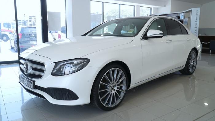 2019 Mercedes-Benz E Class Sedan Image 3