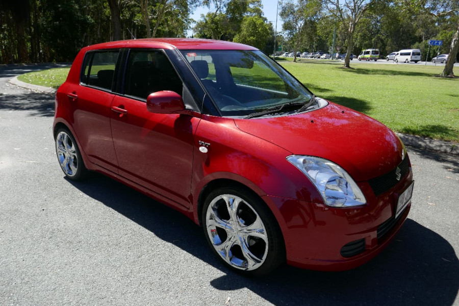 2005 MY06 Suzuki Swift RS Hatchback Hatchback