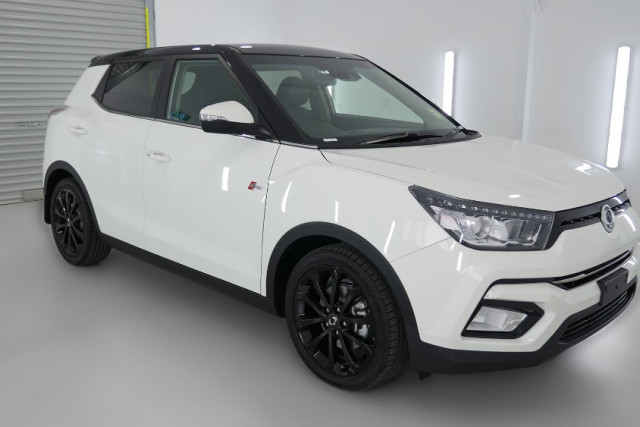2019 SsangYong Tivoli Ultimate