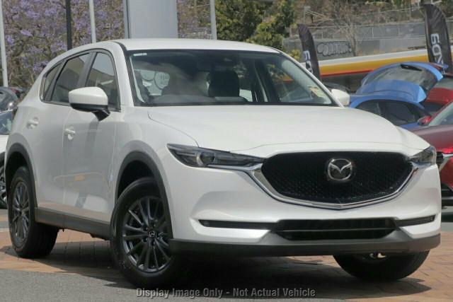 2021 MY20 Mazda CX-5 KF2W7A Maxx Sport Suv
