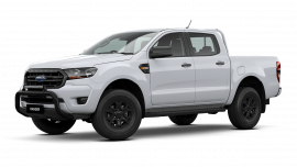 2020 MY21.25 Ford Ranger PX MkIII Tradesman Utility image 8