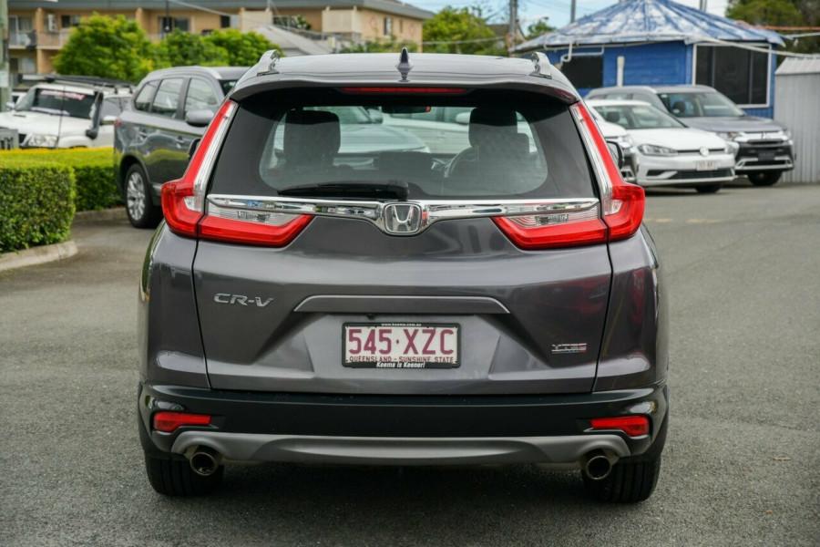 2017 MY18 Honda CR-V RW MY18 VTi FWD Suv