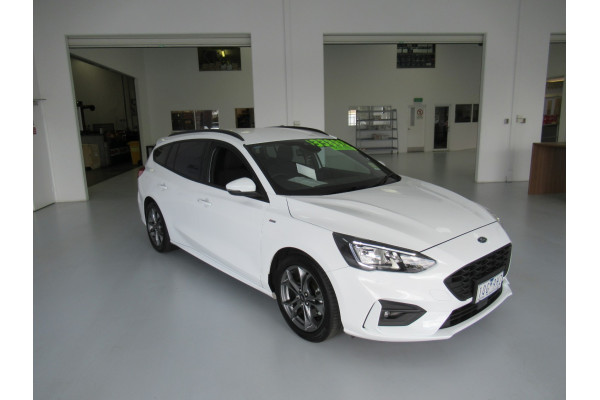 2019 MY19.75 Ford Focus SA 2019.75MY ST-LINE Wagon Image 4