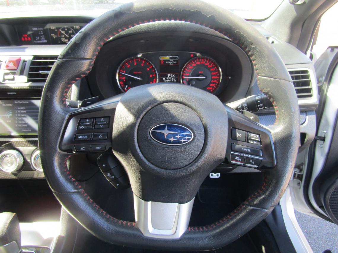 2014 MY15 Subaru WRX V1 MY15 PREMIUM Sedan Image 19