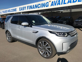 Land Rover Discovery HSE Series 5