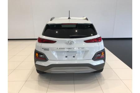 2017 Hyundai Kona OS Highlander Suv Image 5