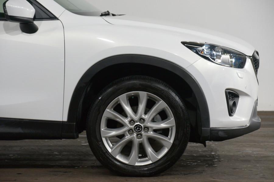 2013 Mazda CX-5 Grand Tourer (4x4)