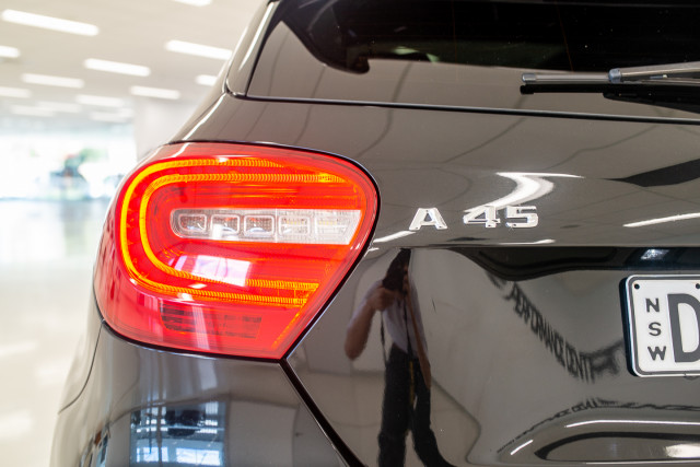 2013 Mercedes-Benz A-class Hatchback Image 15