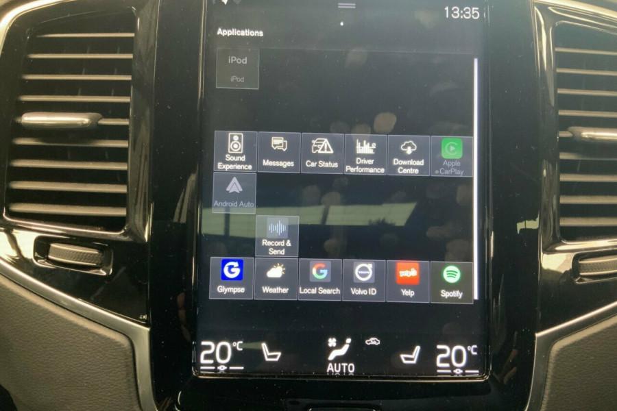2018 MY19 Volvo XC90 256 MY19 D5 R-Design (AWD) Suv Mobile Image 13