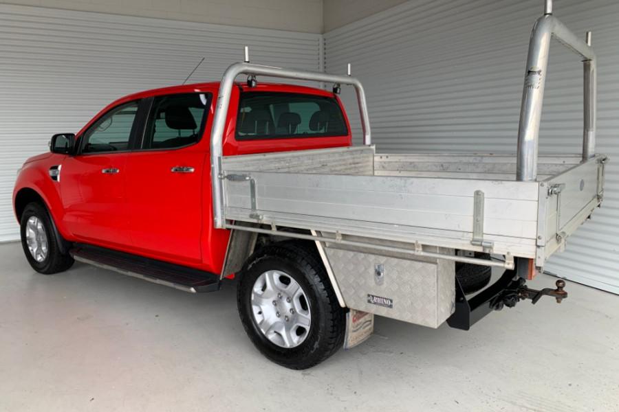2015 Ford Ranger PX MKII XLT Utility