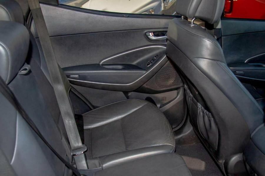 2015 Hyundai Santa Fe DM MY15 Highlander CRDi (4x4) Suv Image 7