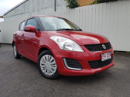 Suzuki Swift GL FZ MY15