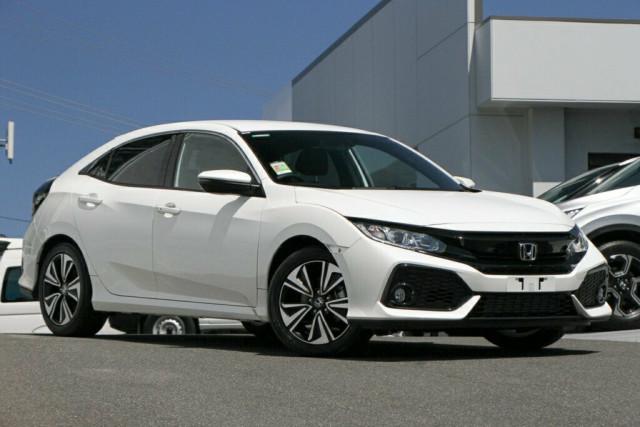 2019 Honda Civic Hatch 10th Gen VTi-L Hatchback