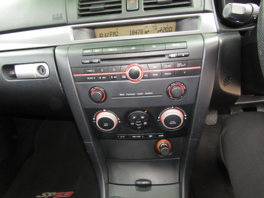2006 Mazda 3 BK1031 SP23 Sedan Image 22