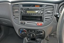 2008 MY07 Kia Rio JB MY07 EX Hatchback