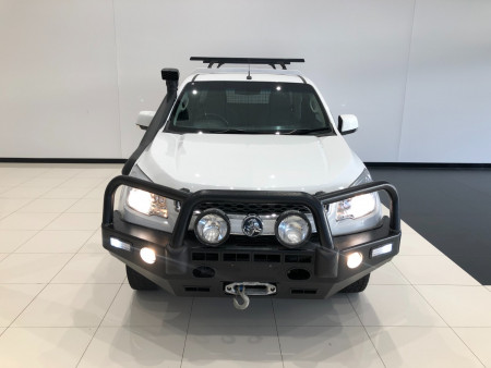 2015 Holden Colorado RG Turbo LS 4x4 space c/ch Image 3
