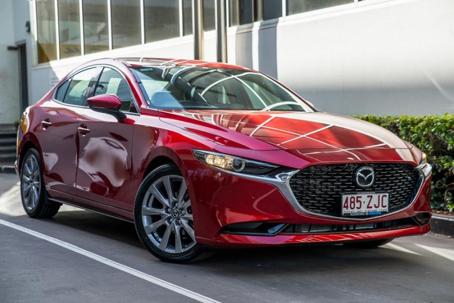 2019 Mazda 3 G20 Touring Sedan
