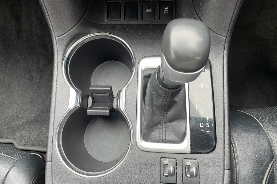 2014 MY15 Toyota Kluger GSU50R GXL 2WD Suv Image 16