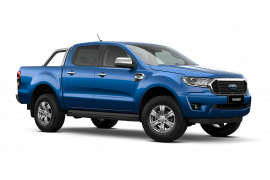 2021 MY21.25 Ford Ranger PX MkIII XLT Double Cab Utility Image 2