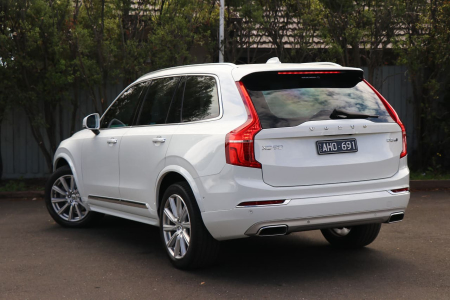 2015 Volvo XC90 (No Series) MY16 D5 Inscription Suv Mobile Image 3