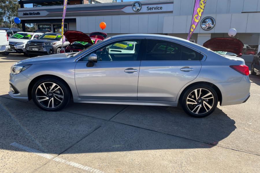 2019 Subaru Liberty 6GEN 2.5i Sedan Image 4