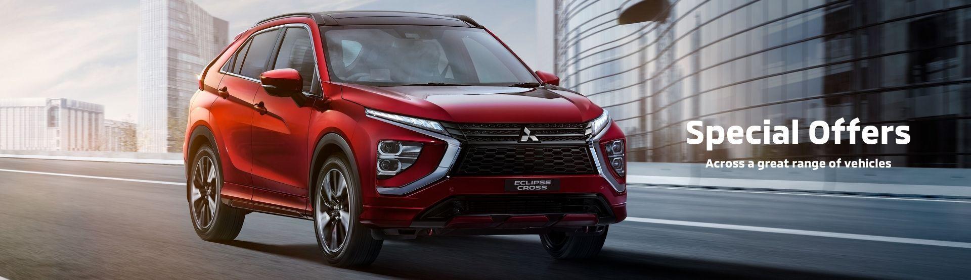 Mitsubishi Offers 2021