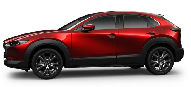 2020 Mazda CX-30 DM Series X20 Astina Wagon Mobile Image 22