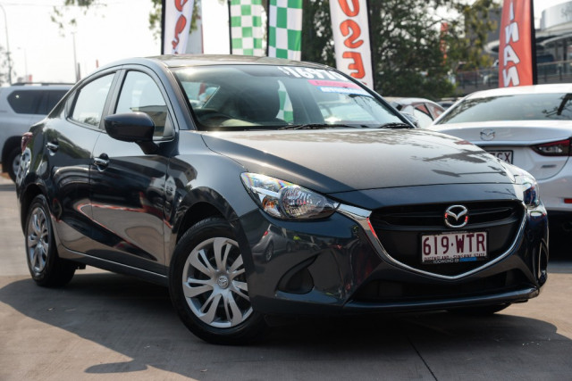 2016 Mazda 2 DL2SAA Neo Sedan