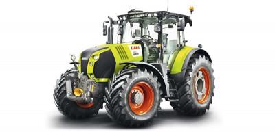New CLAAS ARION 660-510