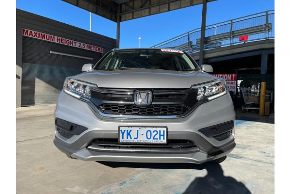 2014 MY15 Honda CR-V RM  VTi Suv Image 2