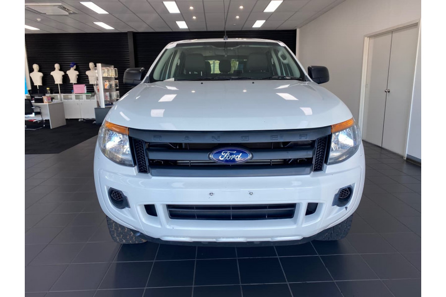 2015 Ford Ranger PX MkII XL Hi-Rider Utility