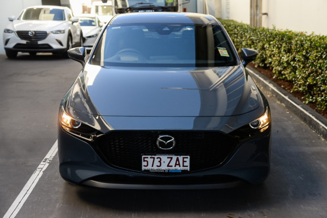 2019 Mazda 3 BP G20 Evolve Hatch Hatchback Image 3
