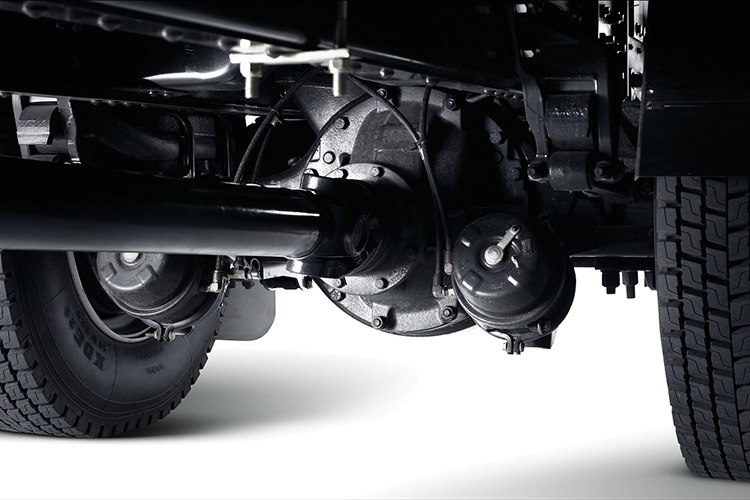 FX Series Meritor steer and drive axles