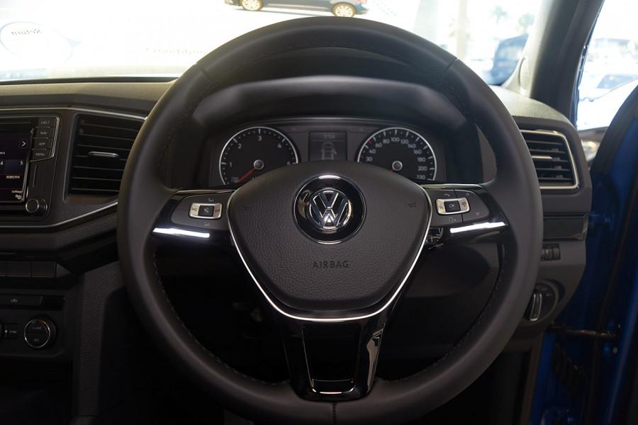 2019 MYV6 Volkswagen Amarok 2H Highline Black 580 Utility Image 12