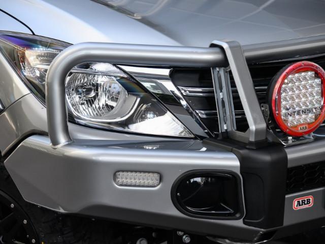 2018 MYch Mazda BT-50 UR 4x4 3.2L Dual Cab Pickup GT Cab chassis