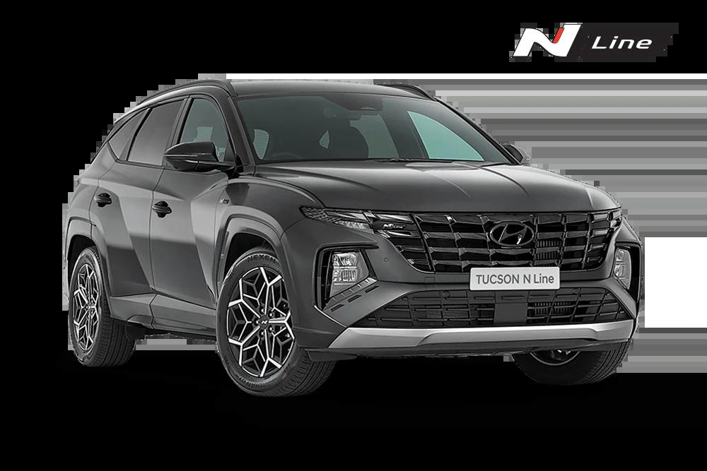 2021 MY22 Hyundai Tucson NX4.V1 Tucson Elite N-Line Suv