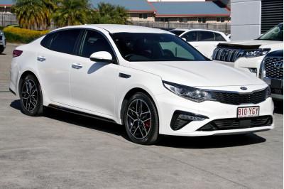 2018 Kia Optima JF MY19 GT Sedan Image 3