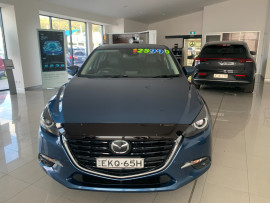 2016 Mazda 3 BM5438 SP25 Hatchback