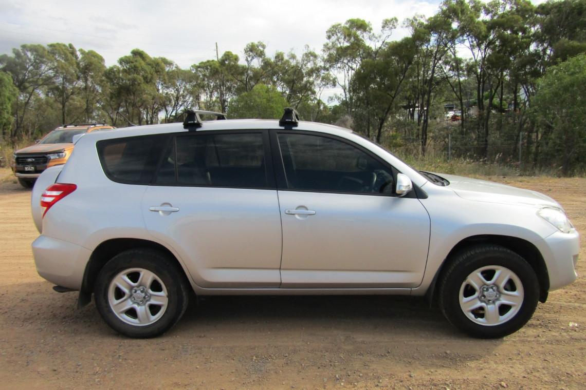 2011 Toyota RAV4 ACA38R MY11 CV Suv