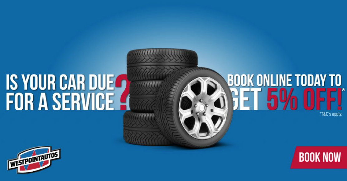 Need to book your vehicle in for service?