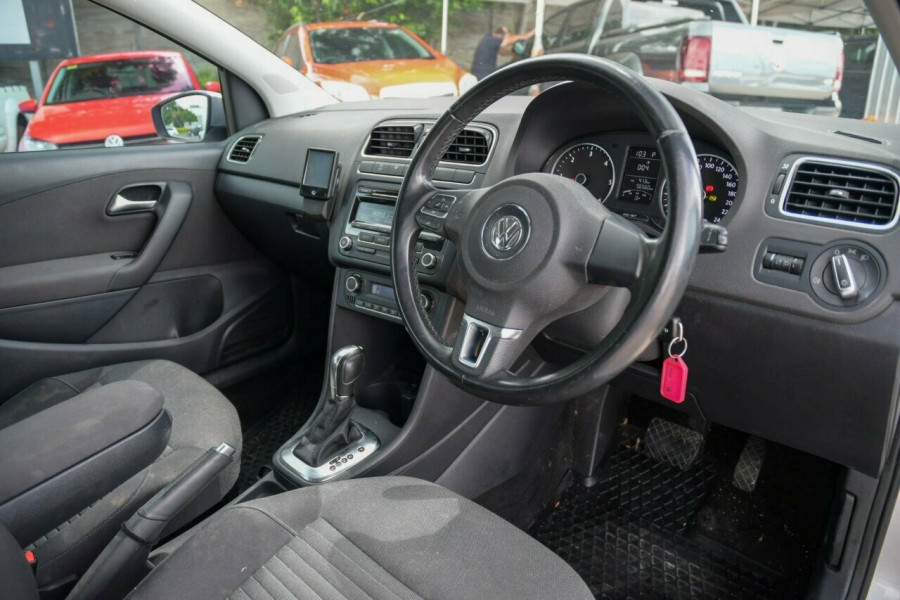 2014 Volkswagen Polo 6R MY14 66TDI DSG Comfortline Hatchback Image 6