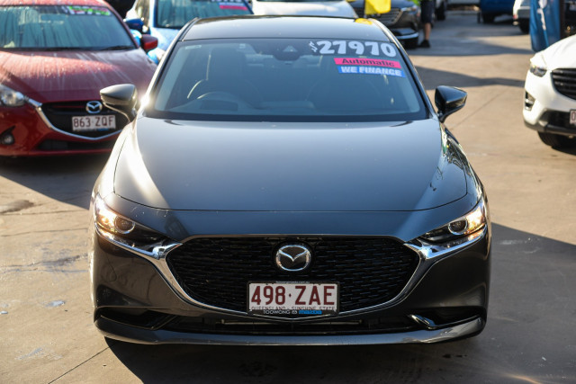 2019 Mazda 3 BP2S7A G20 Touring Sedan Image 3