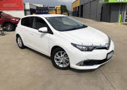 Toyota Corolla ASCENT ZRE182R MY17