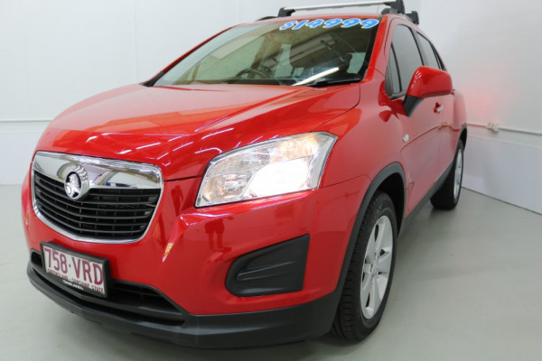 2015 Holden Trax TJ MY15 ACTIVE Suv Image 4