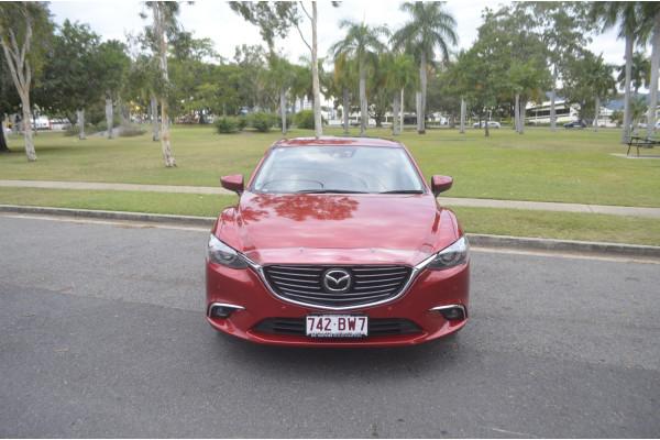 2015 Mazda 6 GJ SED Sedan Image 2