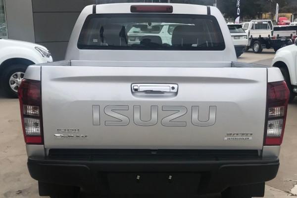2019 Isuzu UTE D-MAX LS-M Crew Cab Ute 4x4 Utility Image 3