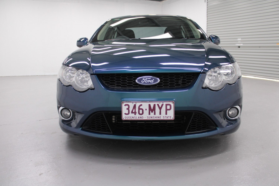 2010 Ford Falcon XR6 Image 4