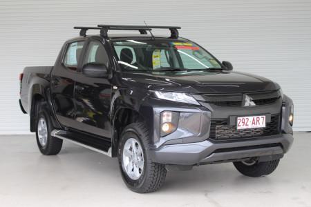 2019 Mitsubishi Triton MR MY19 GLX+ Utility